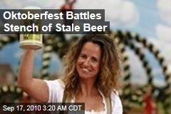 Oktoberfest Battles Stench of Stale Beer