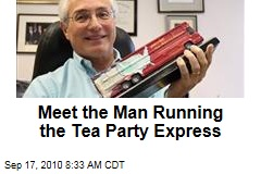Meet the Man Running the Tea Party Express