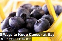 8 Ways to Keep Cancer at Bay