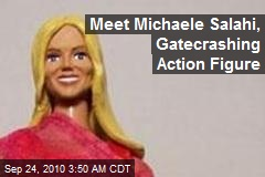 Meet Michaele Salahi, Gatecrashing Action Figure