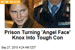 Book: Prison Turns 'Angel Face' Knox Into Tough Con