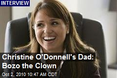 Christine O'Donnell's Dad: Bozo the Clown