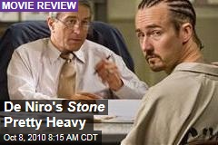 Stone Movie Reviews: Robert De Niro, Edward Norton in Top Form in Prison Drama