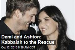 Ashton Kutcher Cheating Rumors: Demi Moore Knows Kabbalah Will Save Their Marriage, Says Friend