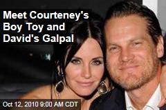 Courteney Cox, David Arquette Split: Meet Jasmine Waltz and Brian Van Holt, Their New Rumored Flings