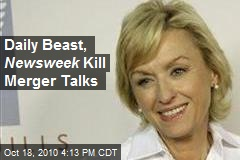 Daily Beast, Newsweek Kill Merger Talks