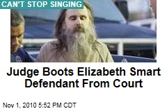 Judge Boots Elizabeth Smart Defendant From Court