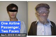 Disguised Passenger Found On Air Canada Flight