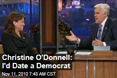 Christine O'Donnell: I'd Date a Democrat