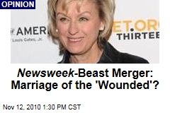 Newsweek -Beast Merger: Marriage of the 'Wounded'?