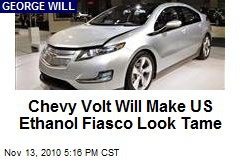 Chevy Volt Will Make US Ethanol Fiasco Look Tame