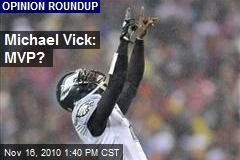 Michael Vick: MVP?
