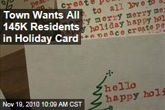 Town of Naperville Wants All 145K Residents to Pose for Holiday Card