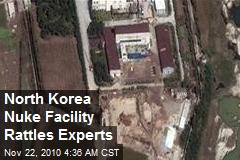 North Korea Nuke Facility Rattles Experts