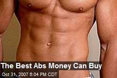 The Best Abs Money Can Buy