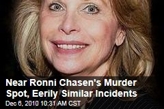Near Ronni Chasen's Murder Spot, Eerily Similar Incidents