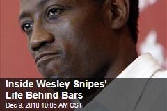 Inside Wesley Snipe's Life Behind Bars
