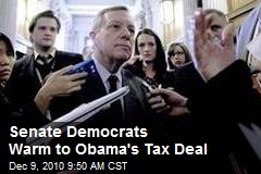 Senate Democrats Warm to Obama's Tax Deal