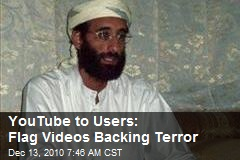 YouTube to Users: Flag Videos Backing Terror