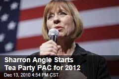 Sharron Angle Starts Tea Party PAC for 2012