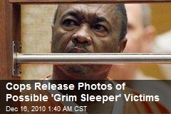 Cops Release Suspected 'Grim Sleeper' Death Pix