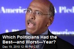 Which Politicians Had the Best—and Worst Year?