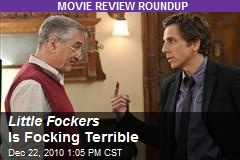 Little Fockers Is Focking Terrible