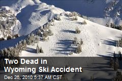 Two Dead in Wyoming Ski Accident