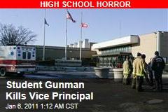 Student Gunman Kills Vice Principal