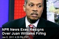 NPR News Exec Resigns Over Juan Williams Firing