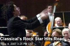 Classical's Rock Star Hits Road