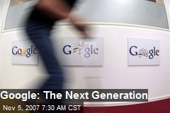 Google: The Next Generation