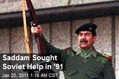Saddam Sought Soviet Help in '91