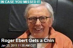 Roger Ebert Writes About His New Prosthetic Chin