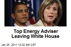 Top Energy Adviser Leaving White House
