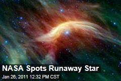 Zeta Ophiuchi: NASA Spots Runaway Star