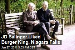 JD Salinger Liked Burger King, Niagara Falls