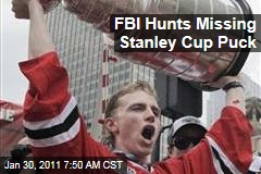 FBI Hunts Missing Stanley Cup Puck