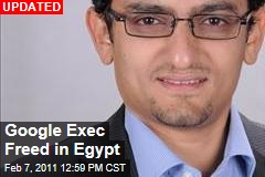 Google Exec a Key Player in Egypt Protests