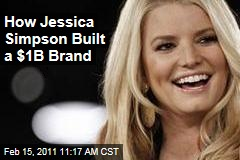 How Jessica Simpson Built a $1B (Yep, Billion) Fashion Line