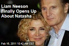 Liam Neeson Finally Opens Up About Natasha Richardson's Death: Grief 'Hits Me in the Middle of the Night' (Esquire Interview)