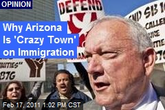 Why Arizona Is 'Crazy Town' on Immigration