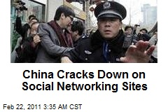 China Cracks Down on Social Networking Sites