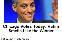 Chicago Mayor Election Is Today: Can Rahm Emanuel Win, and Avoid a Runoff?