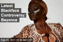 Latest Blackface Controversy: Beyonce