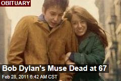 Suze Rotolo: Bob Dylan's Muse Dead at 67