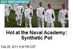 Hot at the Naval Academy: Synthetic Pot