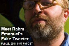 @MayorEmanuel: Dan Sinker Outs Himself as Guy Behind Fake Rahm Emanuel Twitter