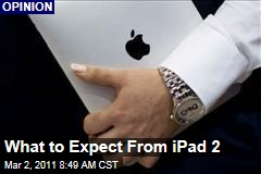 iPad 2 Speculation: Apple to Unveil Update