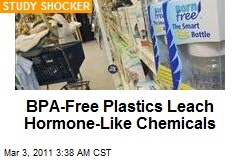 Most Plastics Release Hormone-Like Chemicals